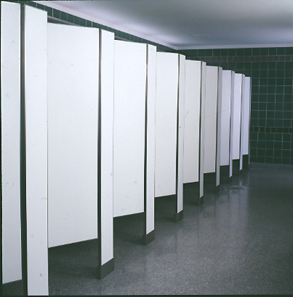 Bobrick Trimline Series Restroom Partitions - Bobrick bathroom partitions
