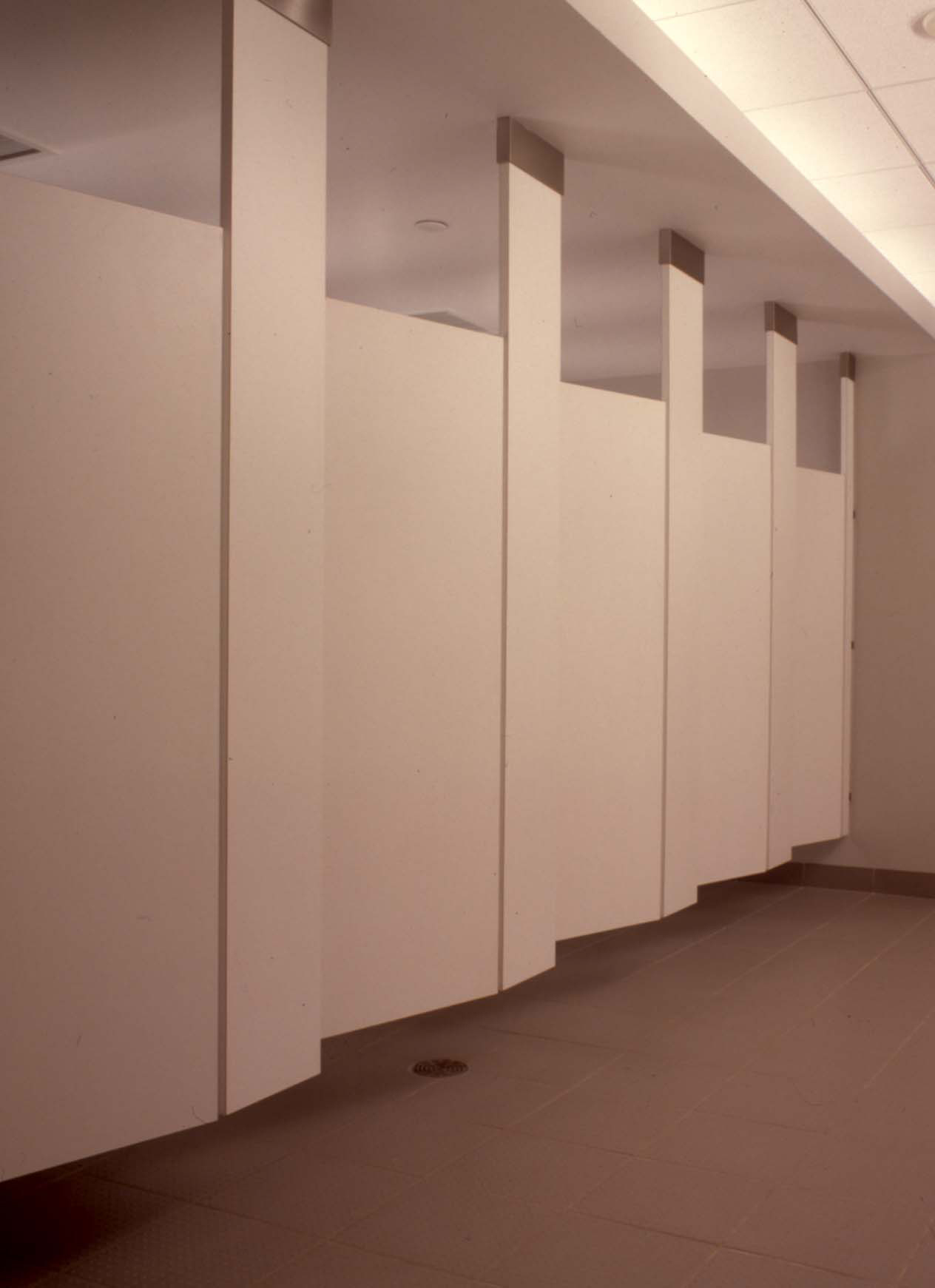 Bobrick Designer Series Restroom Partitions - Bobrick bathroom partitions