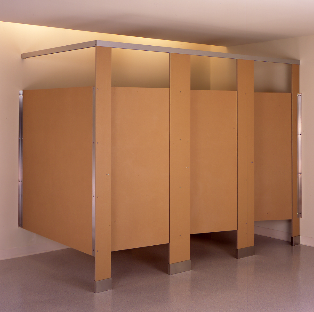 Bathroom Partitions By BobrickBradleyMillsSantana - Bathroom partition design