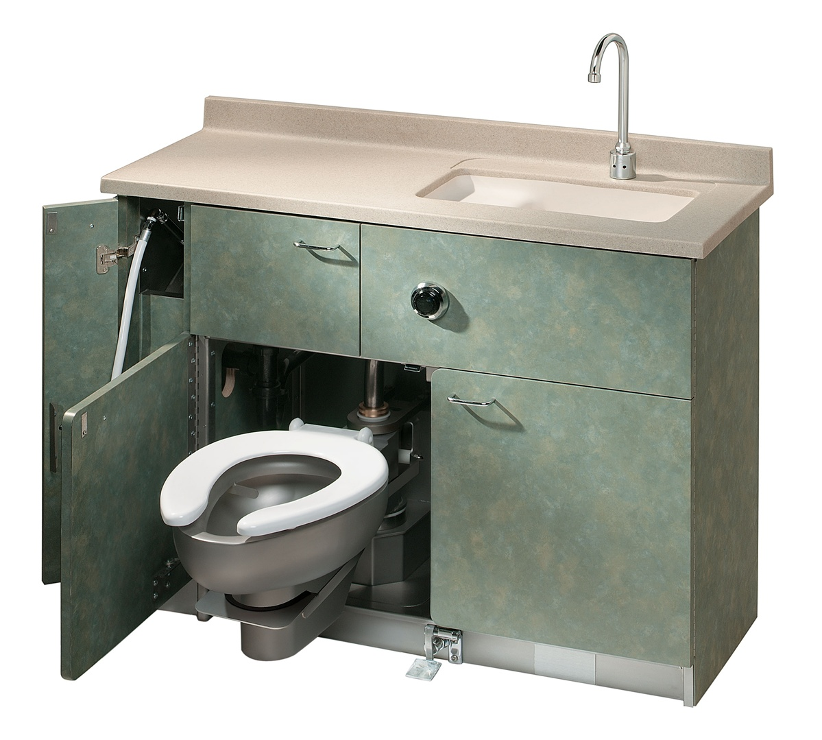 LC750,Bradley Washroom Equipment,LavCare 750 Patient Care unit